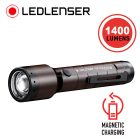 LED Lenser P6R Signature Rechargeable Flashlight