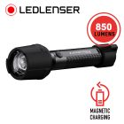 LED Lenser P6R Work Rechargeable Flashlight