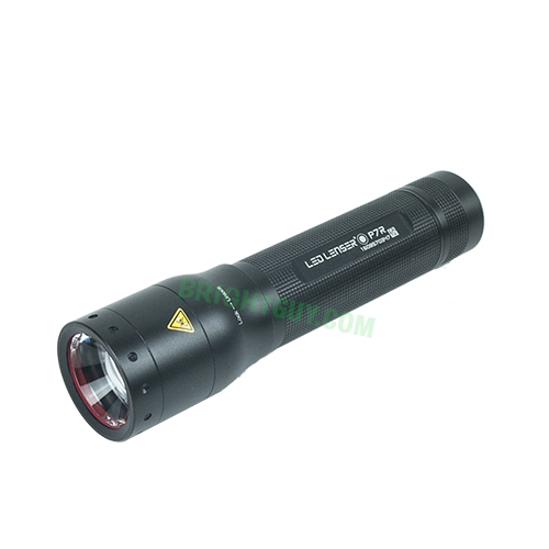 LED Lenser P7R Rechargeable Flashlight