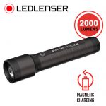 LED Lenser P7R Signature Rechargeable Flashlight