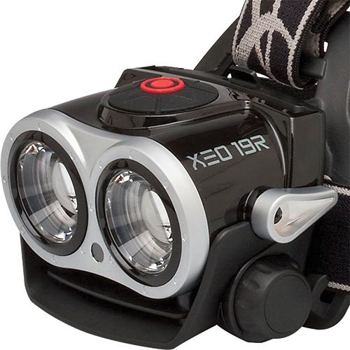 LED Lenser XEO 19R Rechargeable Headlamp