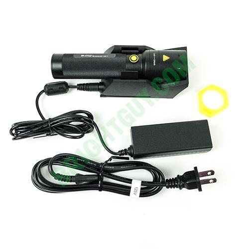 LED Lenser i9R iron Rechargeable Flashlight