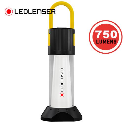 LED Lenser iA6R Rechargeable Lantern