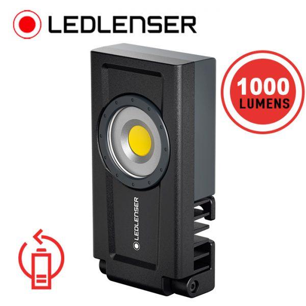 LED Lenser iF3R Rechargeable Flood Light Worklight