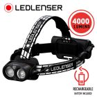 LEDLenser H19R Signature Rechargeable Headlamp