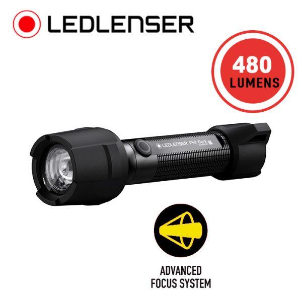 LEDLenser P5R Work Rechargeable Flashlight
