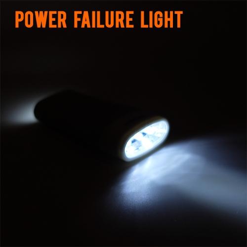 Life Gear Stormproof Power Failure Light
