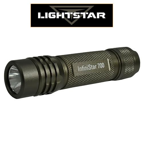 Lightstar InfiniStar 700 USB Rechargeable Flashlight