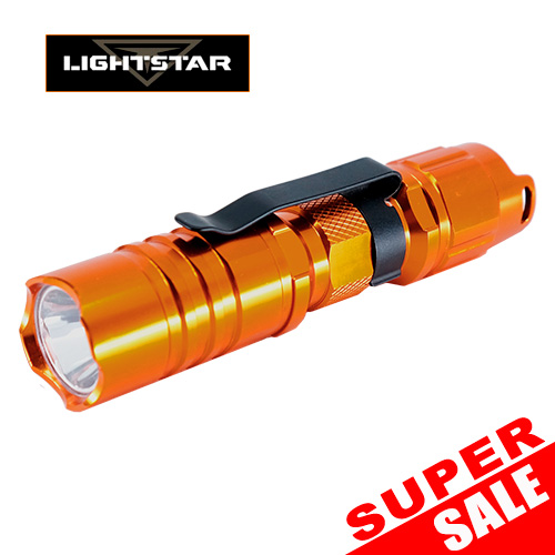 Lightstar PRO-1 AA Pocket Flashlight
