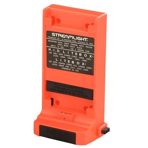 Litebox Mounting-Charging Rack 45070