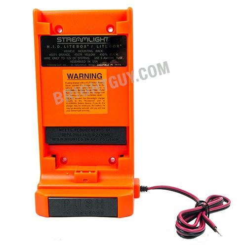 Litebox Mounting-Charging Rack 45071