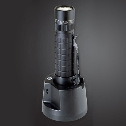 MAG-TAC Rechargeable Flashlight