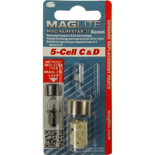 MagLite Mag-Num Star II Xenon Lamp LMXA501