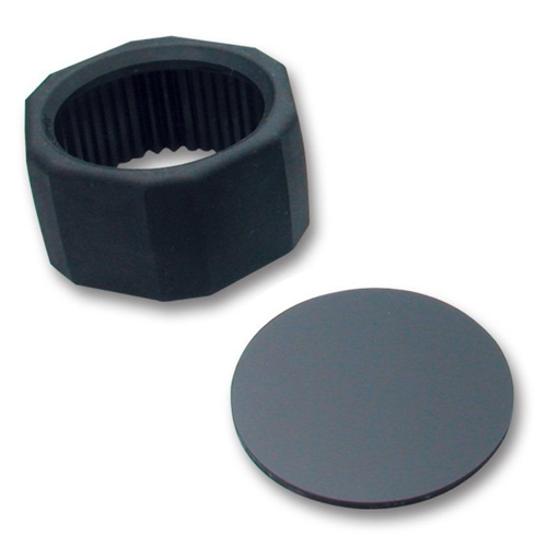 Maglite IR Lens COVERT with Holder 108-000-613