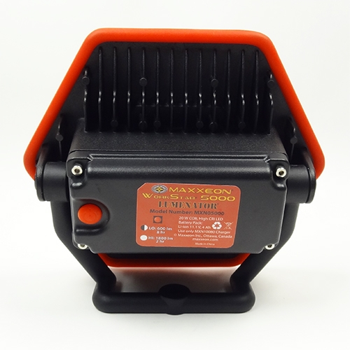 Maxxeon WorkStar 5000 Lumenator Work Light