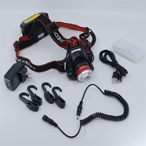 Maxxeon WorkStar 621 Rechargeable Headlamp