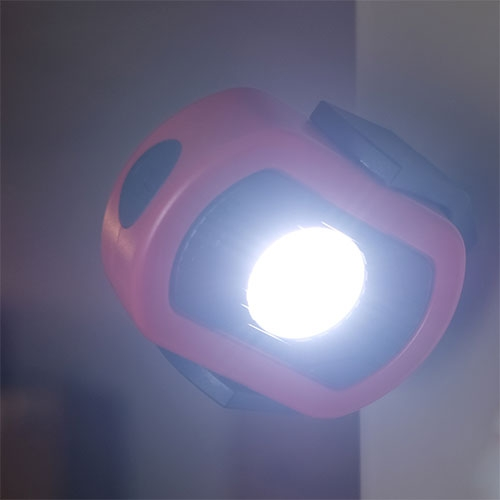 Maxxeon WorkStar 800 Cyclops Rechargeable Work Light