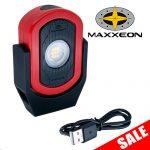 Maxxeon WorkStar 810 Cyclops Rechargeable Work Light