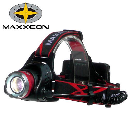 Maxxeon Workstar 630 Rechargeable Headlamp