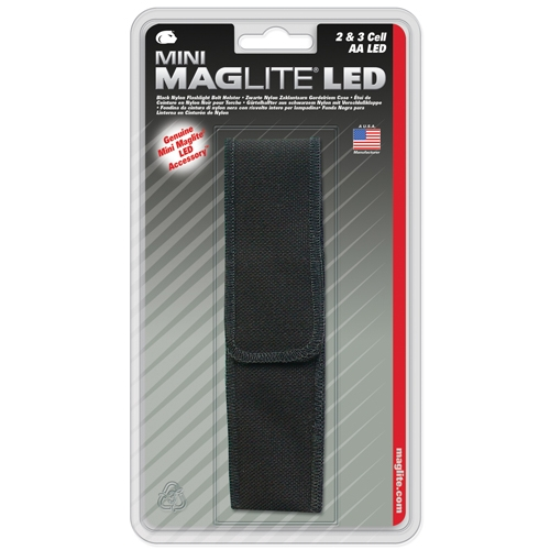 Mini Maglite LED Nylon Holster AP2X136J