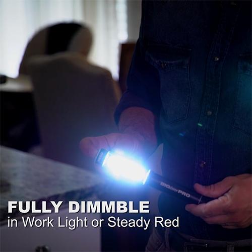 NEBO Big Larry Pro Rechargeable Work Light
