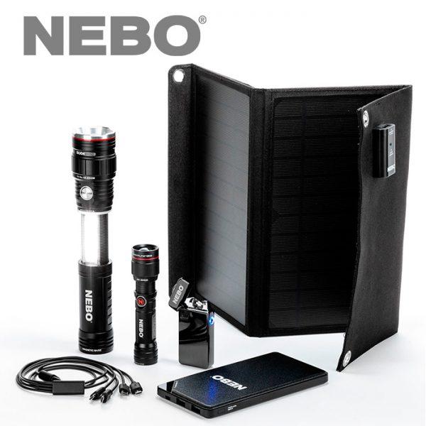 NEBO Emergency Kit