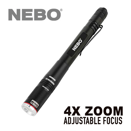 NEBO Inspector RC Rechargeable Penlight