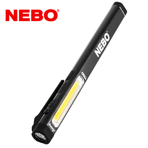 NEBO Larry TRIO Rechargeable Light with Red Laser
