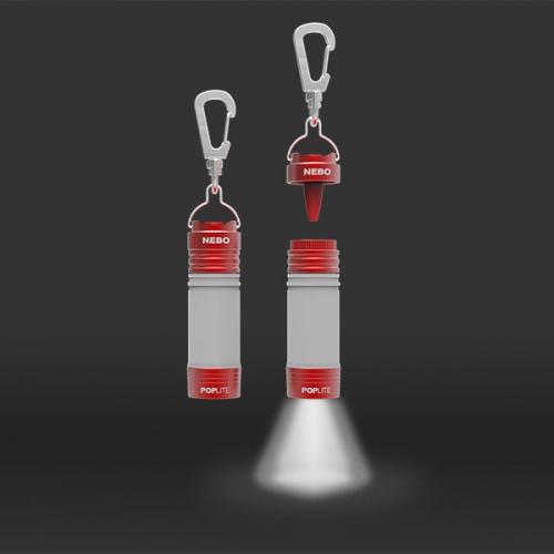 NEBO Poplite Flashlight and Lantern
