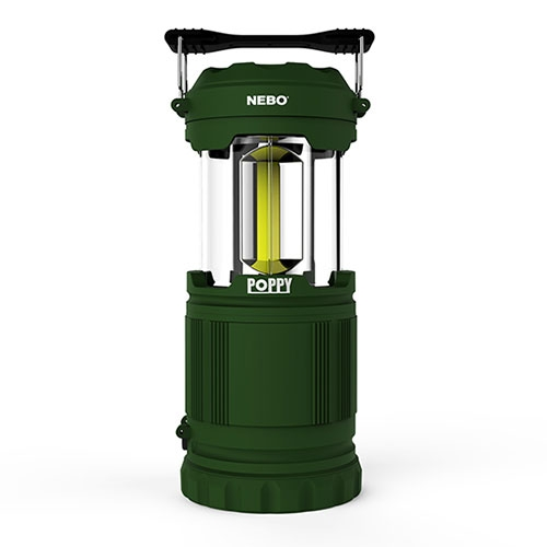 NEBO Poppy Lantern and Spot Light