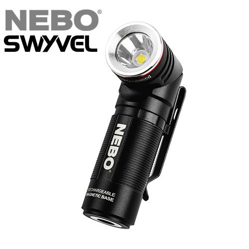 NEBO SWYVEL Rechargeable EDC Flashlight