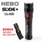 NEBO Slyde Plus 2nd Gen Flashlight