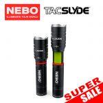 NEBO TAC Slyde Flashlight Sale