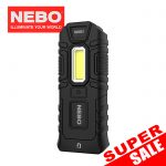 Nebo Armor 3 Flashlight and Work Light Sale