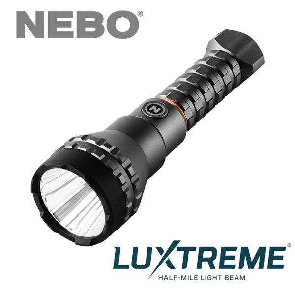 Nebo Luxtreme Rechargeable Flashlight