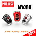 Nebo MYCRO USB Rechargeable Light
