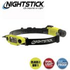 Nightstick DICATA Intrinsically Safe Low-Profile Headlamp