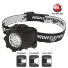 Nightstick Dual-Light Headlamp NSP4606B