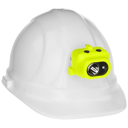 Nightstick Dual Light Headlamp with Hard Hat Clip XPP-5454GC