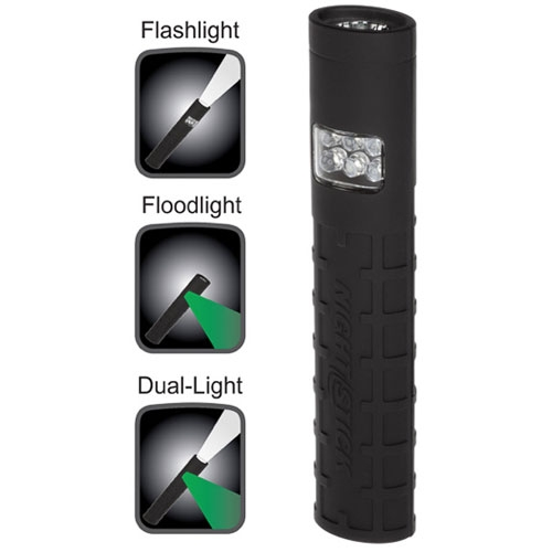 Nightstick Dual Switch Dual Light