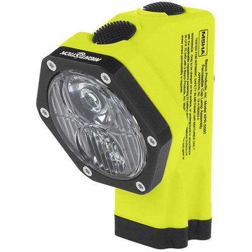 Nightstick Intrinsically Safe Dual-Light Cap Lamp