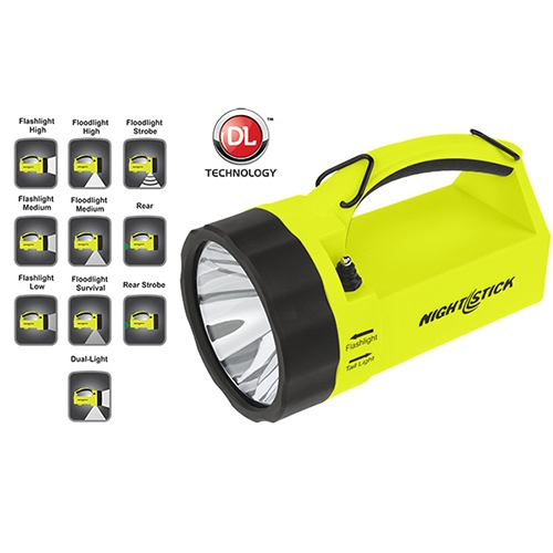 Nightstick Intrinsically Safe Dual-Light Lantern XPR5580