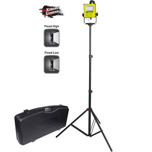 Nightstick Intrinsically Safe Scene Light with Tripod