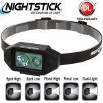 Nightstick NSP-4614B Low Profile Headlamp