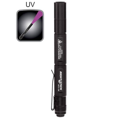 Nightstick Mini-TAC UV Penlight