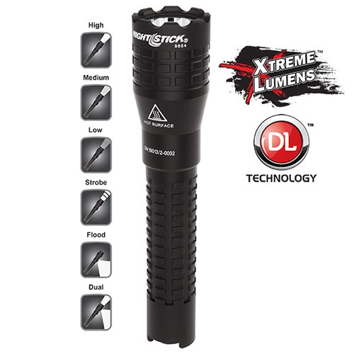 Nightstick NSR-9854XL USB Rechargeable Flashlight