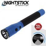 Nightstick Rechargeable Dual-Light Flashlight with Magnet