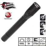 Nightstick Rechargeable Metal Dual-Light
