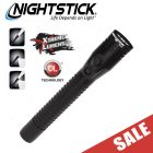 Nightstick Rechargeable Metal Dual-Light with Magnet