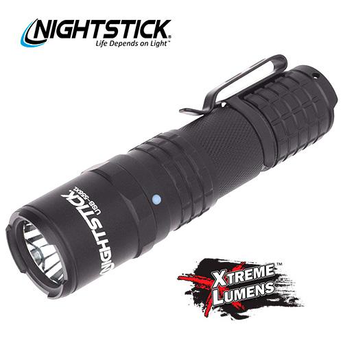 Nightstick USB Rechargeable EDC Flashlight 750 Lumens